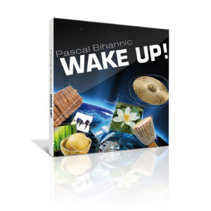 couverture de l'album Wake Up de Pascal Bihannic