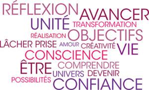 nuage de mots Pascal Bihannic coaching