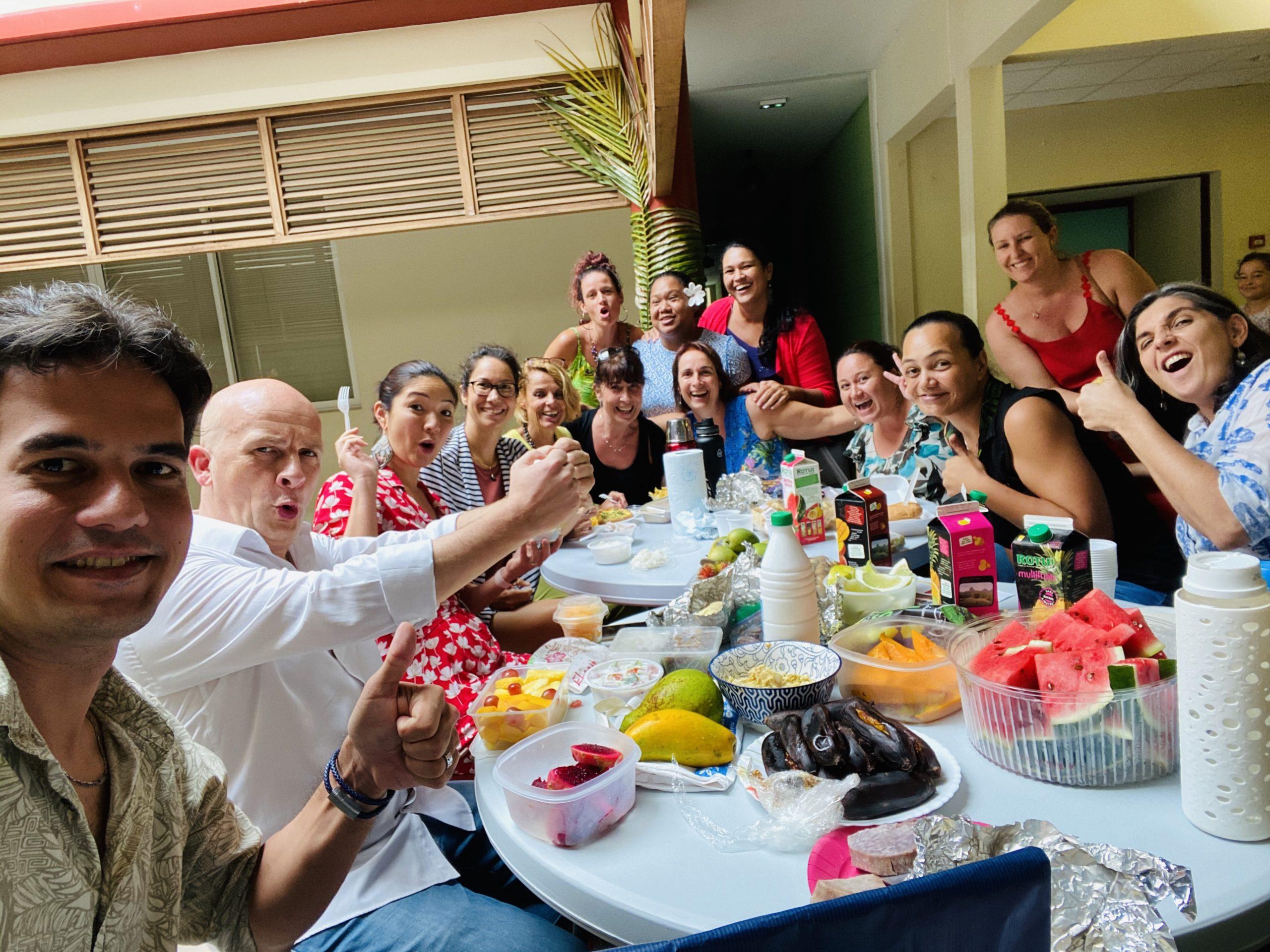 Formation bien-être à Tahiti avec Pascal Bihannic